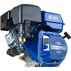 Duromax Xp16hp 420cc 16-hp Recoil Démarrer Moteur À Essence Horizontal Alimenté Au Gaz
