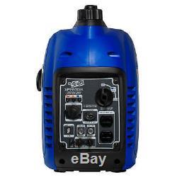 Duromax Xp2200is 2200 Watt Puissance Gaz Silencieux Numérique Portable Onduleur Générateur