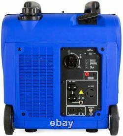 Duromax Xp3150is 3150w Générateur Portable D'onduleur Numérique Alimenté Au Gaz