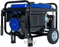 Duromax Xp4400e Gas Powered 4400 Watt Démarrage Électrique À Gaz Portable Powered