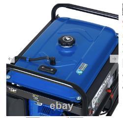 Duromax Xp5500e 5 500 Watts 7,5 HP Générateur De Gaz De Démarrage Électrique