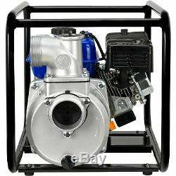 Duromax Xp650wp 3 '' Portable 7 HP Gaz D'alimentation En Eau Corbeille Pompe À Filetage Npt