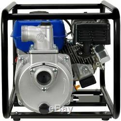 Duromax Xp652wp 2 '' Portable 7 HP Gaz D'alimentation En Eau Corbeille Pompe À Filetage Npt