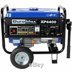 Duromax-w 4.400 7hp Gaz Portable Powered Démarrage Du Générateur Électrique Avec Roue Kit