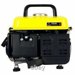 Durostar Ds1050 1050-watt 2-hp Générateur Portatif À Gaz Refroidi À L'air