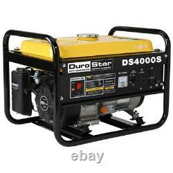 Durostar Ds4000s, 4000 Watts, Générateur Portatif Alimenté Au Gaz