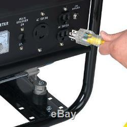 Durostar Ds4000s Gas Powered 4000 Watt Portable Generator Rv Camping Veille