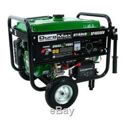 Durostar Ds4000s Gas Powered Portable Generator 4000 Watt -electric Démarrer