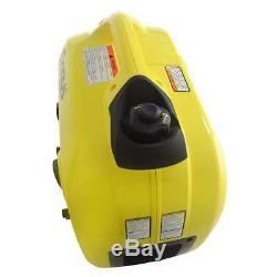 Eco Us Ep2200i Gas Powered Inverter Generator 1800 Et 2200 Nominale De Pointe Watts