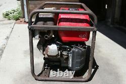 Équipement D'alimentation Honda Eb3000c 3000w Générateur Industriel De Gaz Portable