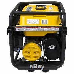 Firman Équipement Double Alimentation Gaz Carburant / Propane 4550with3650w Watts Générateur H03652