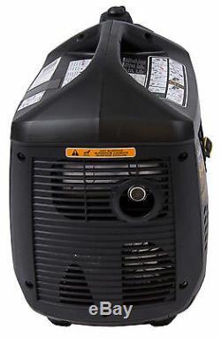 Firman Power Equipment W01781 1700/2100 Watt Onduleur Gaz Portable