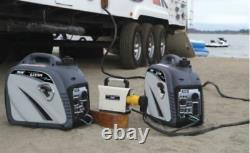G2319n 2300w Générateur D'onduleurs Portatifs Alimentés Au Gaz