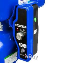 Gaz Arbre Portable Alimenté Recoil / Électrique De Démarrage Du Moteur 16 HP Duromax 1 Pouce