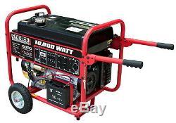 Gaz Portable Générateur Électrique Powered 10 000 Watts Puissance Démarreur Électrique
