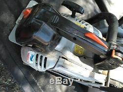 Gaz Scie À Chaîne Portable Winch Rule G1800e Echo Cs-330t Difficile À Trouver