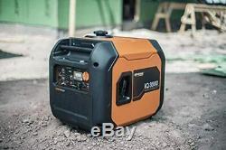 Generac 3500 W Gaz Portable Silencieux Powered Inverter Generator Avec Démarrage Électrique