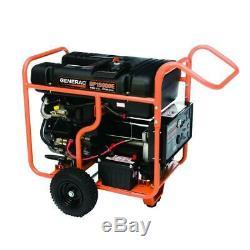 Generac 5734 Gp15000e 15 000 Watt Démarrage Électrique Motorisé À Essence Générateur Portable