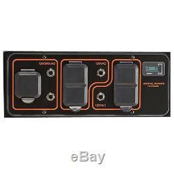 Generac 6433 Xt8000e 8000 Watt Gaz Portable Alimentation Électrique Générateur De Démarrage