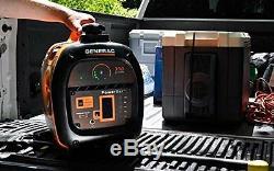 Generac 6866 Iq2000 Super Silencieux 1600 Watts Exécution / 2000 Démarrage Watts Puissance Gaz