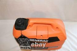 Generac Gp1200i 1200 Watt Gaz Alimenté Générateur D'onduleur Portable Nouveau