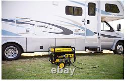 Générateur D'équipement Électrique Champion Avec Kit De Roue 3500/4000w Rv/tailgate Nouveau 46597