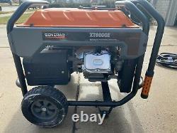 Générateur De Démarrage Électrique Generac Xt8000e De 8 000 Watts