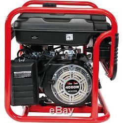 Générateur De Gaz 4000 Watt Lifan D'urgence Du Moteur Power Camp Tailgate