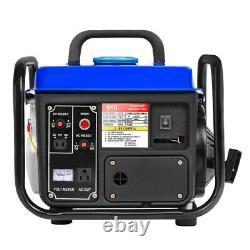 Générateur De Gaz Portable 1200w Accueil D'urgence Back Up Power Camping Tailgating Us