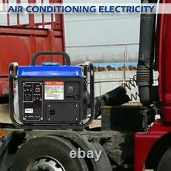 Générateur De Gaz Portable 1200w Maison D'urgence Back Up Power Camping Tailgating Nouveau