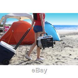 Générateur De Gaz Portable Rv Camping Petit Calme Essence Puissance 900 W 72 1200 CC 2s