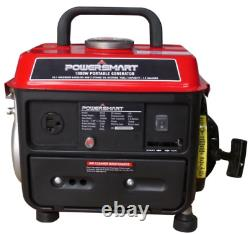 Générateur De Gaz Portable Rv Camping Power Electric Small Quiet Gasoline Powered