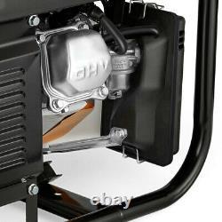 Générateur De Gaz Portatif 4000 Watt Emergency Ohv Engine Power Camp With Rv Outlet