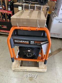 Générateur Électrique Gaz Portable Generac 5802 Xg10000e 10 000 Watt Démarreur Électrique
