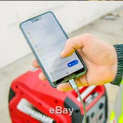 Générateur Inverter 3500 Watt Super Silencieux Gaz Portable Électrique Résidentielle Utilisation À Domicile
