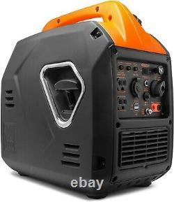 Générateur Portable À Gaz 56200i 2000w Légèrement Utilisé Et Bien Entretenu