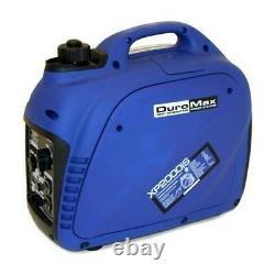 Générateur Portable D'inverseur Numérique Alimenté Au Gaz Duromax 2000 Watt