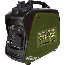 Générateur Portable Power Sportsman 1000 Watt Onduleur Gas Powered Voyage Nouveau