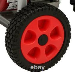 Générateur Portatif À Gaz A-ipower 5 000-w Avec Wheel Kit Home Rv Camping