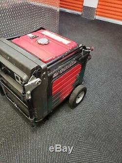 Groupe Électrogène D'occasion Honda Eu6500is Eu6500 W Silencieux Portable Onduleur Gaz Puissance Rv