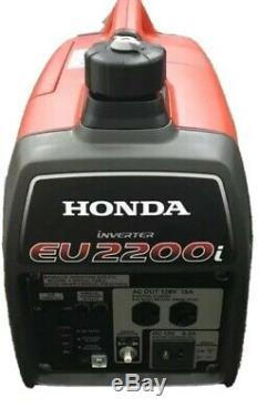 Honda Eu2200i 2200w Gas Powered Générateur Inverter Portable