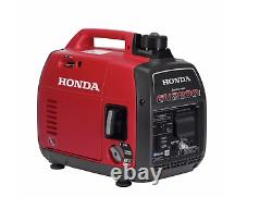Honda Eu2200i Portable Recoil Start Gas Powered Generator Inverter Ship To Pr