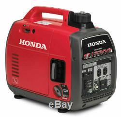 Honda Eu2200ita 2200 Watts Super Silencieux Gaz Portable Power Inverter Generator
