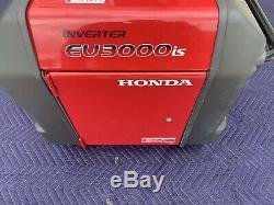 Honda Eu3000is 3000 Watt Silencieux Portable Power Inverter Parallèle Gaz Générateur
