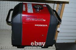Honda Eu3000is Générateur D'onduleur Gaz Portable Powered Local Pickup Seulement
