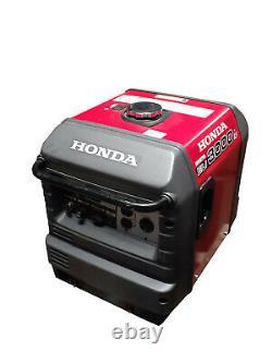 Honda Eu3000is Générateur D'onduleur Portable Alimenté Au Gaz