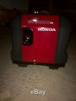 Honda Eu3000is Silencieux Portable Onduleur Gaz Parallèle Générateur D'énergie