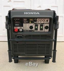 Honda Eu7000is 7000 Watt Gaz Onduleur Silencieux Portable Générateur D'énergie 995 Heures