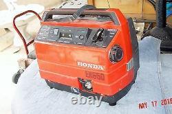 Honda Ex650 Ex 650 Générateur Portable Alimenté Au Gaz