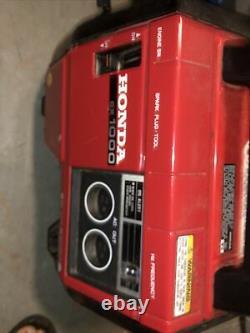 Honda Ex 1000watt Super Quiet Gas Powered Onduleur Portable Generator Nice
